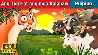 Ang Tigre at ang mga Kalabaw | Kwentong Pambata | Mga Kwentong Pambata | Filipino Fairy Tales