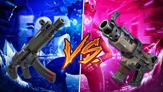 NEW Fortnite SMG is Doo Doo.. Compared to the Tactical SMG!