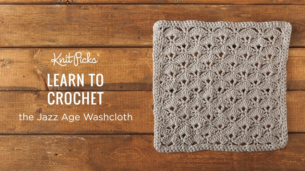 19 Easy Crochet Dishcloth Patterns Fusion Homesteading