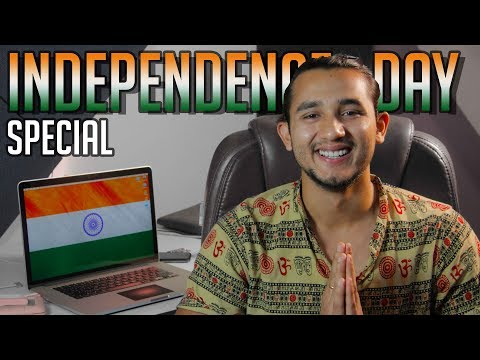 INDEPENDENCE DAY SPECIAL   Drug Free India   Say NO To STEROIDS