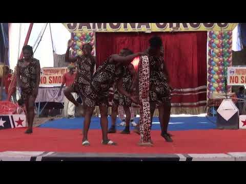 Jamuna Circus At Exhibition Ground