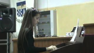 Saggio di Musica a Siniscola. (Corso 2012)