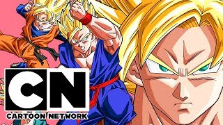 Dragon Ball Z Kai: The Final Chapters en Cartoon Network (Estreno 4 de Septiembre 2017)