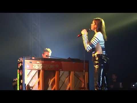 Dua Lipa - Homesick (ft. Chris Martin from Coldplay) Live @ São Paulo - Brasil
