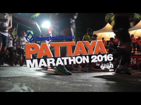 PATTAYA MARATHON 2016 : RACE BRIEFING