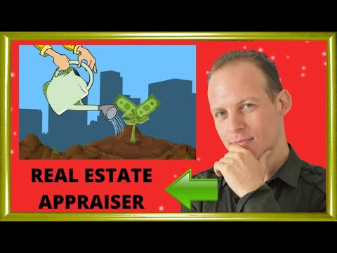 What is a real estate appraiser career & how to become a real estate appraiser