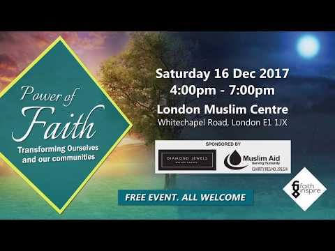 Promo - Power of Faith: Transforming Ourselves & Our Communities