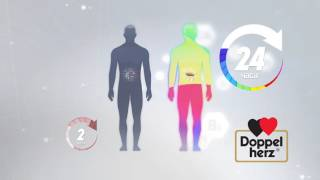 видео Обзор Омега-3 от Доппельгерц, опыт с пенопластом