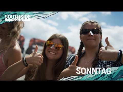Southside Festival 2017 - Der Sonntag
