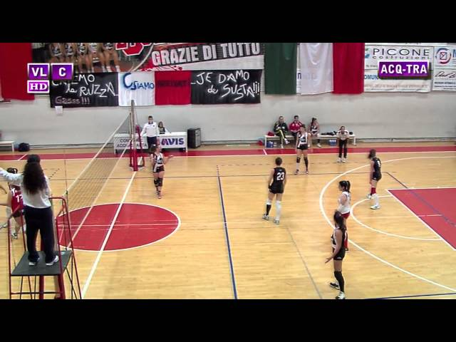 Acquasparta vs Trasimeno - 1° Set