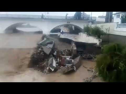 Meteo cronaca diretta video: IRAN, alluvione senza precedenti nel Nord del Paese