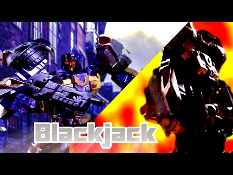 Blackjack TF Stopmotion
