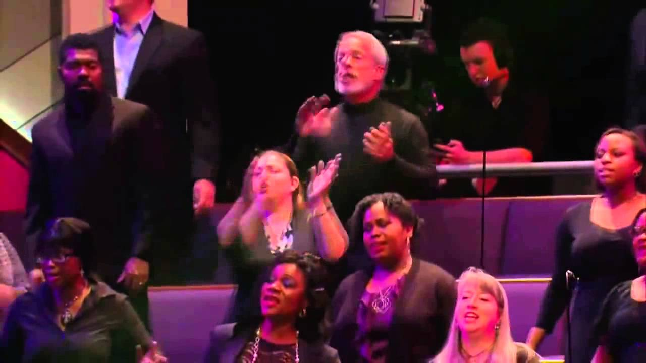 Erica Campbell A Little More Jesus  Lakewood Church - Youtube-2281