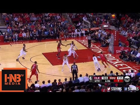 Cleveland Cavaliers vs Houston Rockets - No comments ...