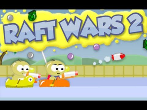 Raft Wars 2 Official Gameplay Walkthrough