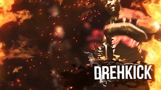 Aristo Luis - Basic and Train #12 Drehkick