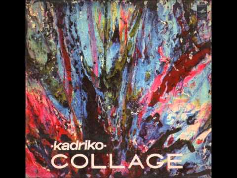 Collage - Kadriko (FULL ALBUM, psych folk /modal jazz, 1974, Estonia, USSR)