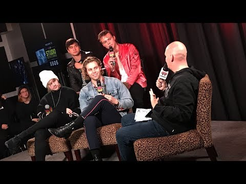 5SOS Interview with Wild 94.9