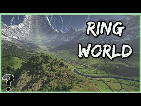 What If We Built A Ring World In Space?