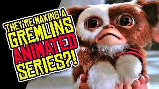 GREMLINS Animated Prequel Series Coming to WarnerMedia Streaming Service!