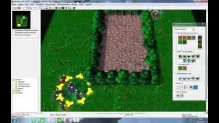 Редактор карт warcraft 3 World Editor видеоурок №9 - Переменные (часть1) или как создать дуэль