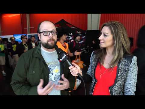 BeTerrific interview with Harper Voyager at New York Comic Con!