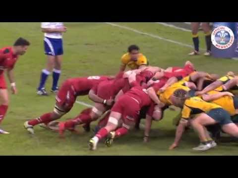 HIGHLIGHTS: Wales V Australia November 2014   WRU TV