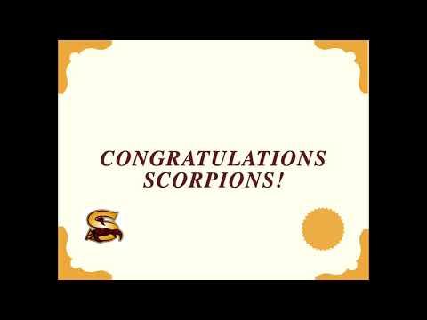 Secrist Middle School Honor Roll Semester 1 (20-21)