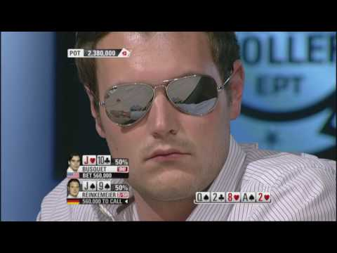 The Bluff - Best European Poker Tour Moments | PokerStars