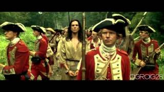 The Last of the Mohicans - Soundtrack / Music video