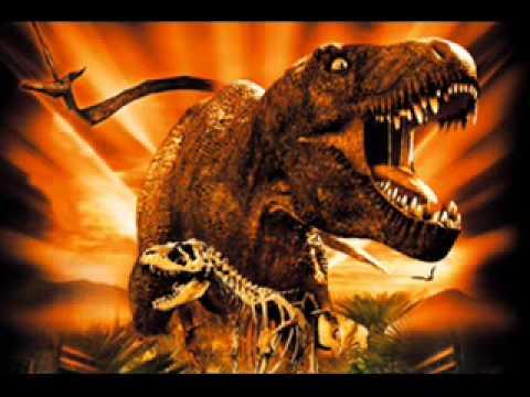 I dinosauri pi belli del mondo youtube for I murales piu belli del mondo