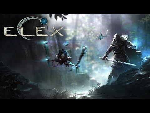 ELEX  (Ультра-сложность) #1 Вступление в Клерики (и начальный тупняк)