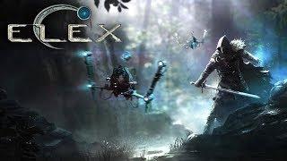 ELEX Ультра-сложность 1 Вступление в Клерики и начальный тупняк