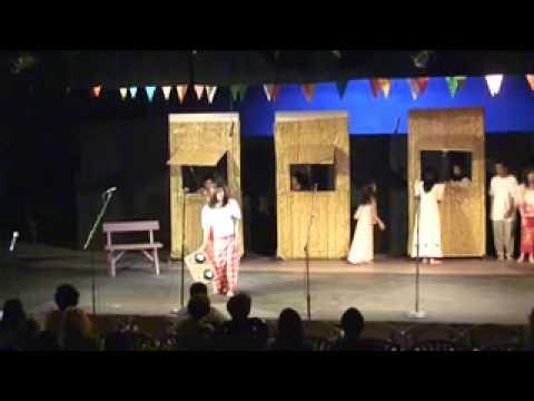 Giyera the Musical - Scene 5