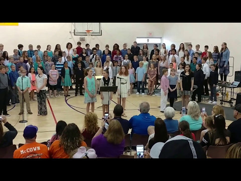 Nebraska City Middle School Concert - Our Gift to You
