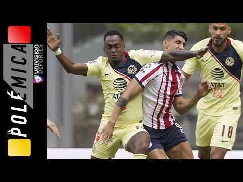 El gol de Chivas en el Clásico ante el América NO debió contar | LA POLÉMICA