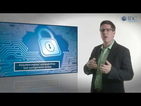 IDC - Threat Analysis with Rob Westervelt