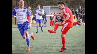 Soccer men s Winger Forward CAM Danial Jadidi Germany Recruit 2021 Fußballstipendium USA