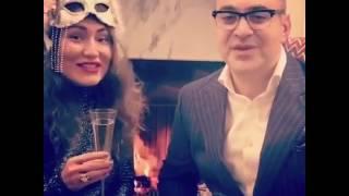 Поздравления от Гарика Мартиросяна и Жанны с Новым Годом.