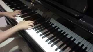 短髮  (原唱 梁詠琪 Gigi Leung )  Piano Improvisation 即興版: Vera Lee