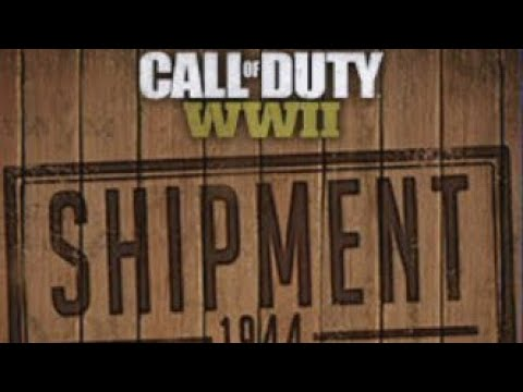Call of Duty: WWII - Shipment 1944 FREE Map Gameplay (60+ kills on Dom) Smallest Map on COD WW2
