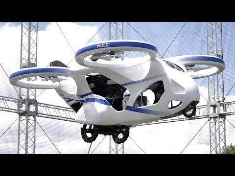 Flying Car Technology