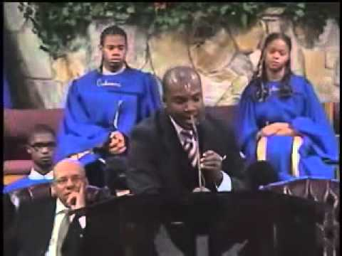Pastor A. Keith Morris -- Let's Cross Over To The Other Side