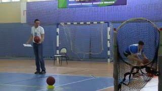 Олимпиада школьников по физкультуре.Ульяновск 2016.Баскетбол.