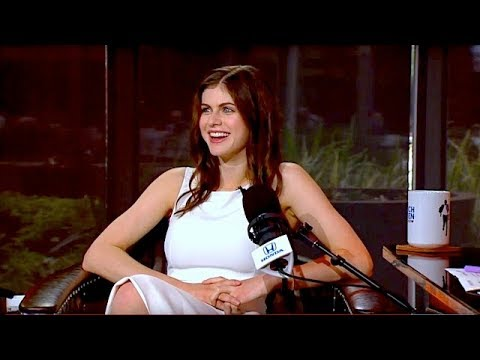 How You Can Get a Date with Alexandra Daddario  The Rich Eisen   82417