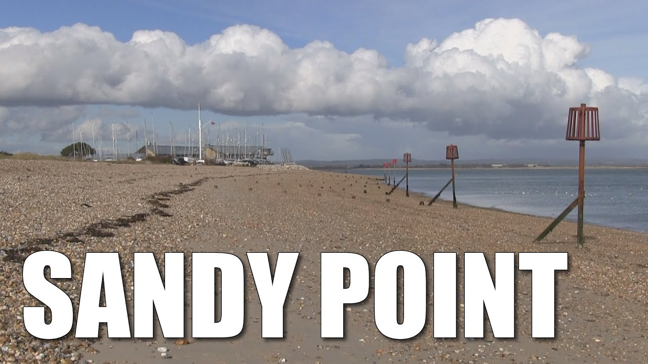 Hayling Island Sandy Point