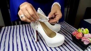 Como ensanchar zapatos :-)