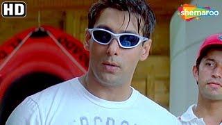 Salman Khan & Priyanka Chopra scenes from Mujhse Shaadi Karogi - Comedy Hindi Movie