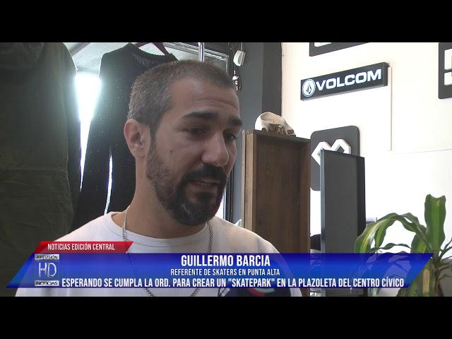 Skaters de Punta Alta piden que se agilice la ordenanza 3646 aprobada hace 3 años