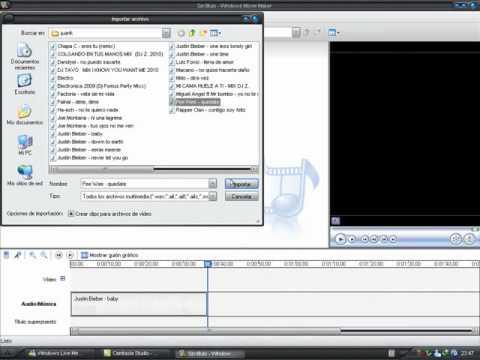 TÍTULOS Y CRÉDITOS - Windows Movie Maker | FunnyCat.TV